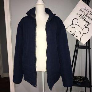 🌵Wantdo Ultra Light Puffer Jacket Blue SZ XL